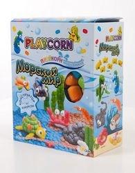 Конструктор из кукурузы Playcorn Морской мир (200 дет.) фотография 3