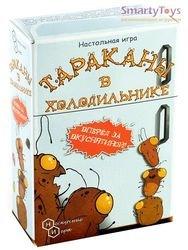 Фото Настольная игра Тараканы в холодильнике