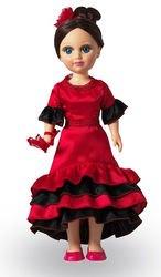 Фото Кукла Анастасия-Испанский танец озвученная 42 см (В2921/о)