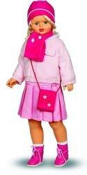 Фото Кукла Снежана 16 озвученная умеет ходить 83 см (В252/о)