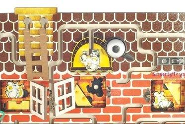Бизиборд Кошки-мышки фотография 7
