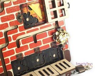 Бизиборд Кошки-мышки фотография 8