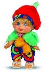 """Фото Кукла """"Женька-ягодка"""" 16,5 см (В226/С226)"""