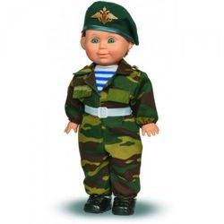 """Фото Кукла мальчик """"Митя-пограничник"""" озвученная 34 см (В1912о/)"""