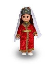 Фото Кукла в кавказском костюме Лола говорящая 35 см (В1629/о)