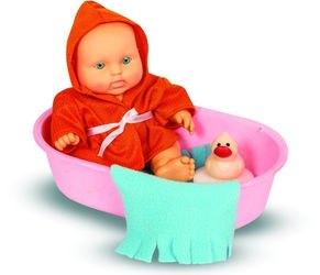 Фото Игровой набор Пупс Карапуз Мальчик 20 см в ванночке с аксессуарами (В594)