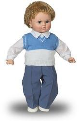 """Фото Кукла """"Артемка 10"""" мягконабивная озвученная 54 см (В2557/о)"""