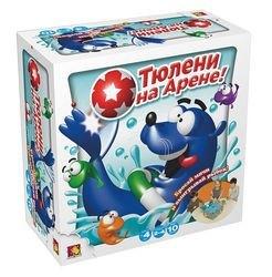 Фото Настольная игра Тюлени на арене