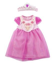 Фото Одежда для куклы 38-42 см Платье с аксессуаром (452068)