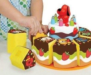 Интерактивная игра Именинный торт (КА543) фотография 5