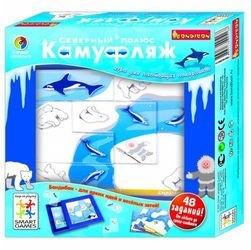 Фото Логическая игра Камуфляж, Северный полюс