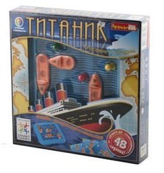Фото Логическая игра Титаник