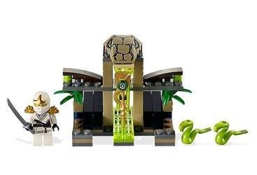9440 Храм Веномари (конструктор Lego Ninjago) фотография 1