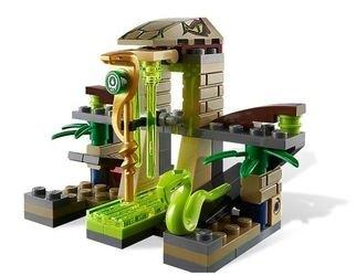 9440 Храм Веномари (конструктор Lego Ninjago) фотография 3