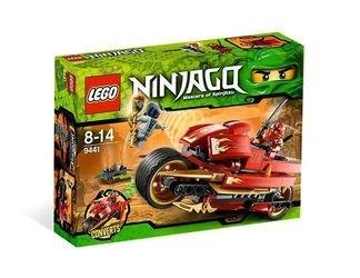 9441 Мотоцикл Кая (конструктор Lego Ninjago) фотография 2