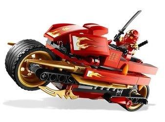 9441 Мотоцикл Кая (конструктор Lego Ninjago) фотография 3