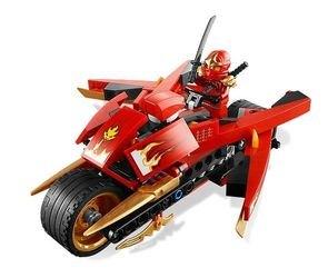 9441 Мотоцикл Кая (конструктор Lego Ninjago) фотография 4