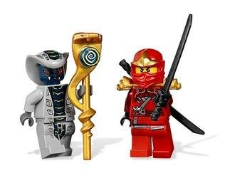 9441 Мотоцикл Кая (конструктор Lego Ninjago) фотография 7