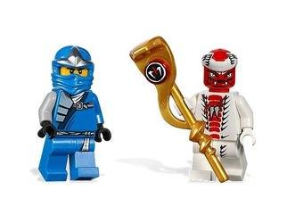 9442 Джей и его штормовой истребитель (конструктор Lego Ninjago) фотография 5