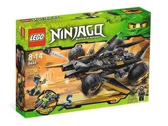 9444 Атака Коула (конструктор Lego Ninjago) фотография 2