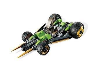 9444 Атака Коула (конструктор Lego Ninjago) фотография 3