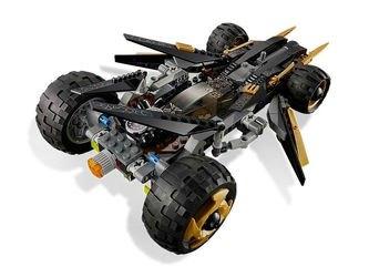 9444 Атака Коула (конструктор Lego Ninjago) фотография 4