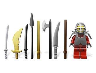 9558 Тренировка для ниндзя (конструктор Lego Ninjago) фотография 4