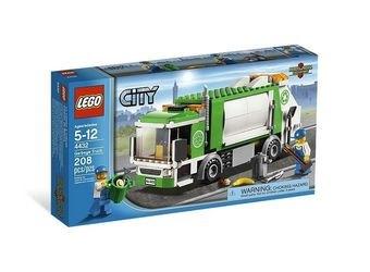 4432 Мусоровоз (конструктор Lego City) фотография 2
