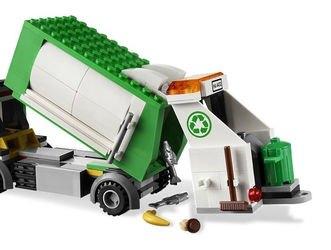 4432 Мусоровоз (конструктор Lego City) фотография 4