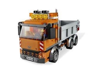 4434 Самосвал (конструктор Lego City) фотография 4