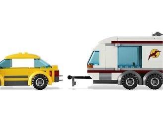 4435 Дом на колесах (конструктор Lego City) фотография 3