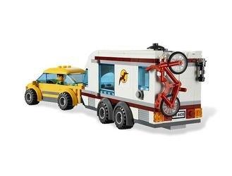 4435 Дом на колесах (конструктор Lego City) фотография 5