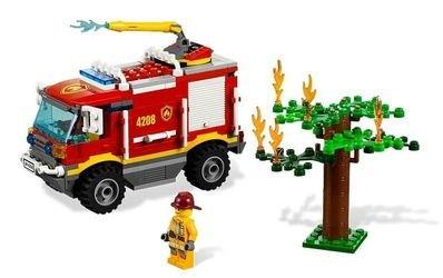 Фото 4208 Пожарный внедорожник (конструктор Lego City)