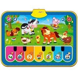 Фото Музыкальный коврик для детей Веселая ферма