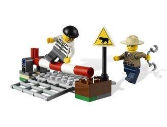 4436 Патрульная машина (конструктор Lego City) фотография 3