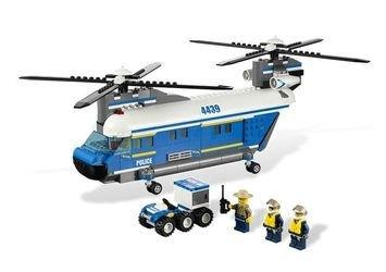 4439 Грузовой вертолет (конструктор Lego City) фотография 1
