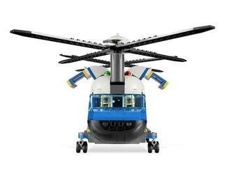 4439 Грузовой вертолет (конструктор Lego City) фотография 6