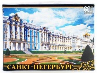 Фото Пазл Санкт-Петербург Екатерининский дворец 60 эл (7944)