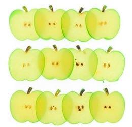 Фото Счетный материал Яблочные слайсы (12 эл)