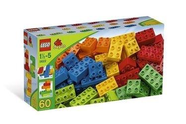 5622 Большой набор кубиков DUPLO (конструктор Lego Duplo) фотография 2