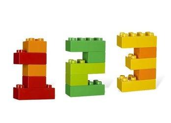 5622 Большой набор кубиков DUPLO (конструктор Lego Duplo) фотография 4