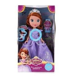 Фото Кукла принцесса Дисней София озвученная 25 см (SOFIA003)