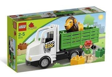 6172 Зоо-грузовик (конструктор Lego Duplo) фотография 2