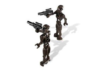 9488 Боевой комплект СРП клоны и дроиды-диверсанты (конструктор Lego Star Wars) фотография 4