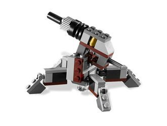 9488 Боевой комплект СРП клоны и дроиды-диверсанты (конструктор Lego Star Wars) фотография 5