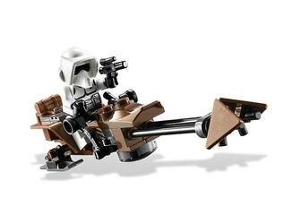 9489 Боевой комплект Повстанцы на Эндоре и штурмовики Империи (конструктор Lego Star Wars) фотография 3