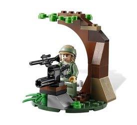 9489 Боевой комплект Повстанцы на Эндоре и штурмовики Империи (конструктор Lego Star Wars) фотография 6
