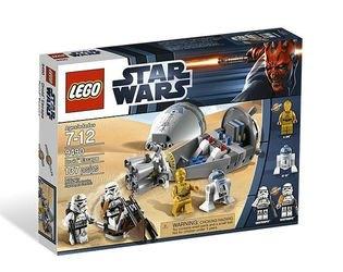 9490  Побег дроидов (конструктор Lego Star Wars) фотография 2