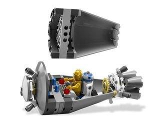 9490  Побег дроидов (конструктор Lego Star Wars) фотография 4