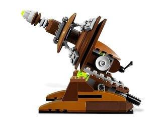 9491 Джеонозианская пушка (конструктор Lego Star Wars) фотография 4